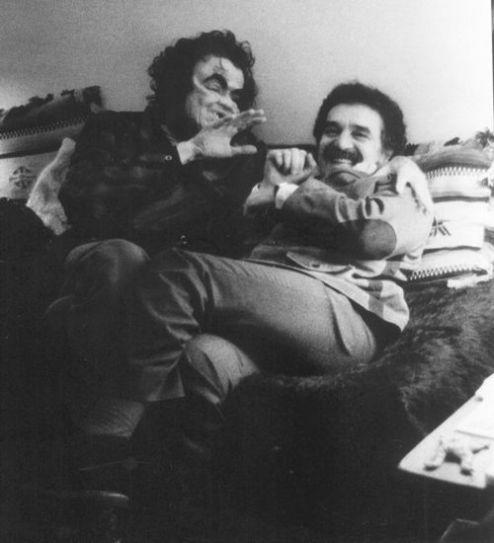 Cortázar y Gabriel García Márquez