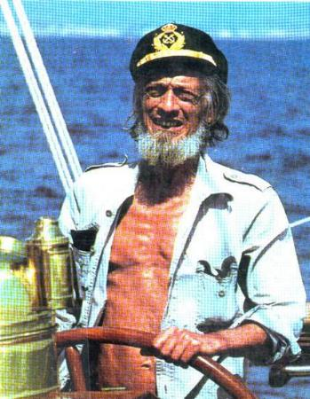 El capitán Carlos Barral