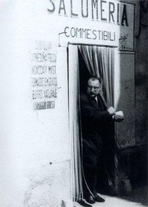 Escapando de la reunión con Einaudi