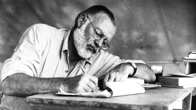 TPR #10   Ernest Hemingway – Lector Salteado